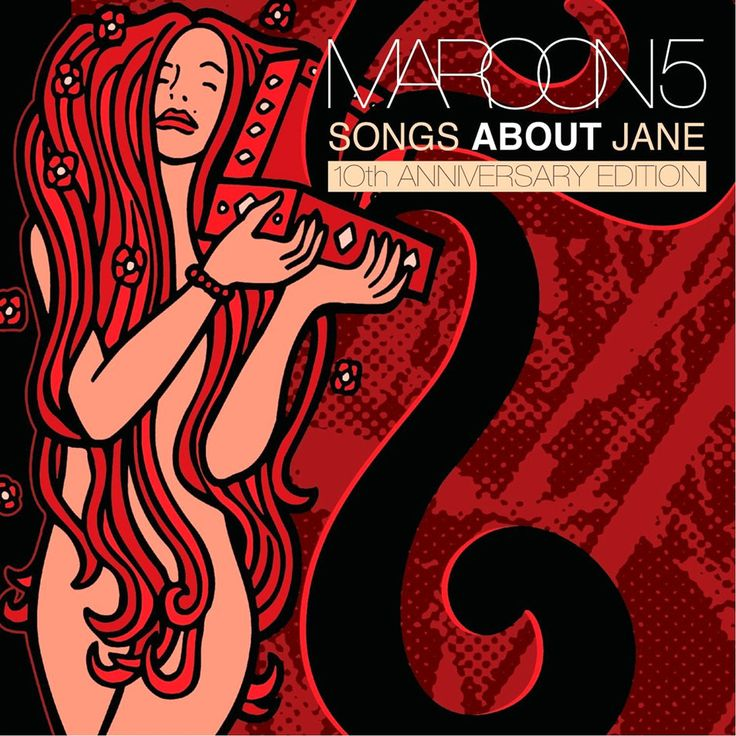 Maroon 5 - Songs About Jane (10th Anniversary)
