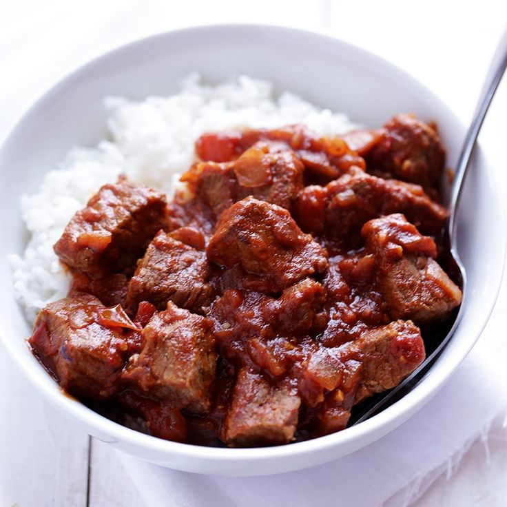 A vindaloo is a spicy curried dish from the Goa region of India. Photo credit: Ali Ebright from Gimme Some Oven.