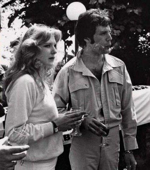 Freddie Mercury. Mary Austin. 1978.