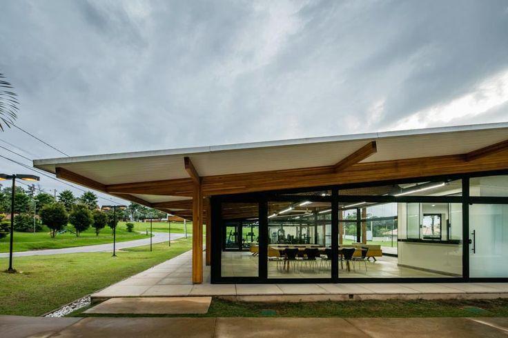 Republica Arquitetura: Pavilhão Santa Maria, Votorantim