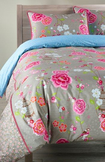 PiP studio 'Birds in Paradise' Duvet Cover available at #Nordstrom