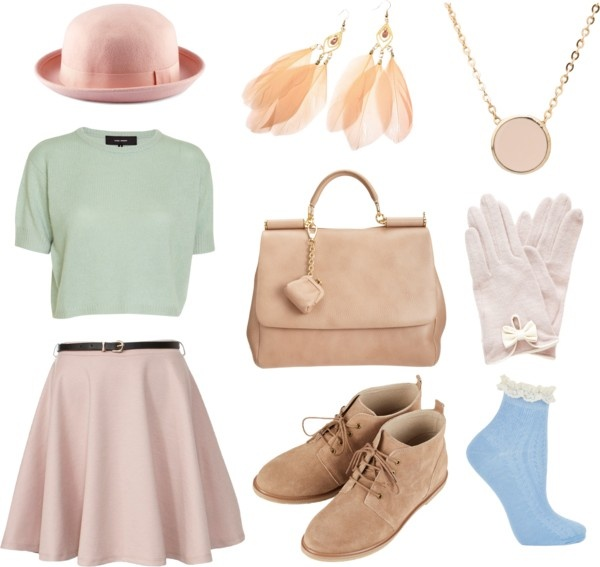 """""""Good Morning, Sweetheart."""" by chachaaaw on Polyvore"""