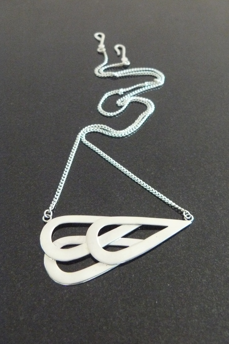 Little Wing is a beautiful layered pendent by Ger Breslin