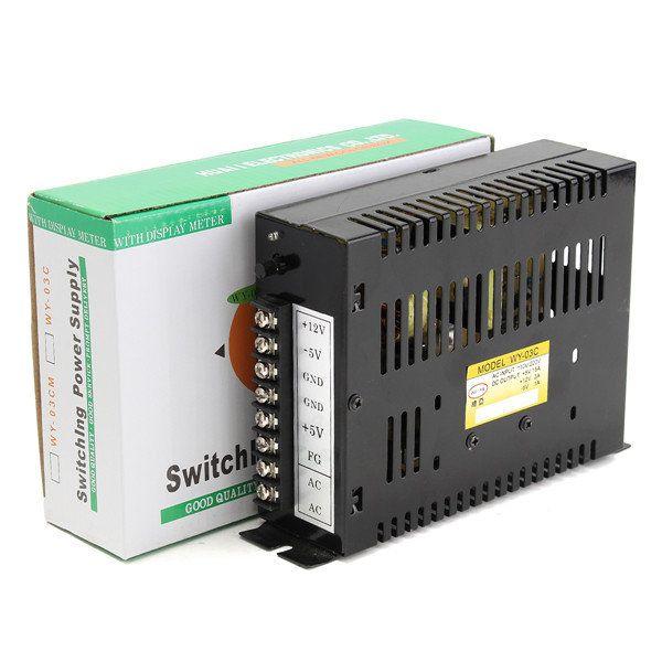 Input 220V Output 12V 5V Switching Power Supply for Jamma arcade / pinball