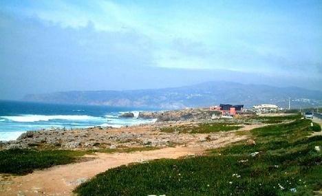 Guincho - shore near Lisbon