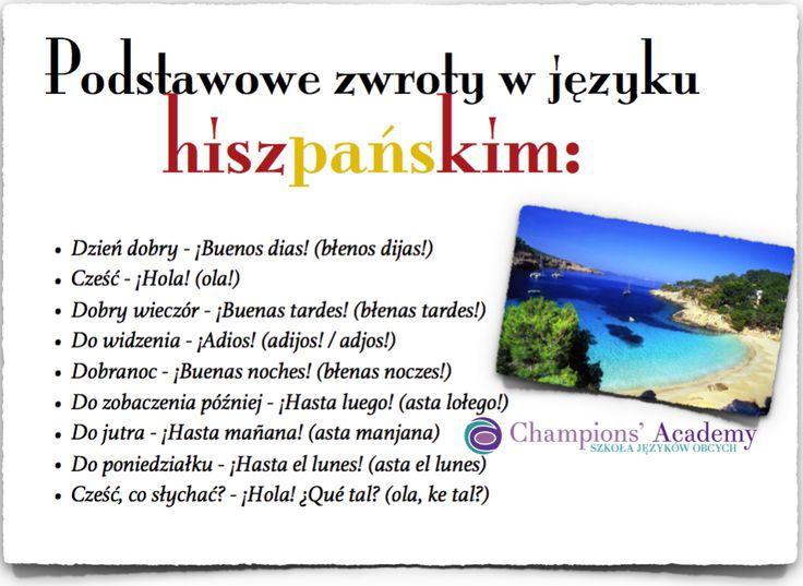 Z ciekawostek językowych o Hiszpanii, więcej na: http://www.champions-academy.pl/blog/hiszpania_kraina_fiesty_i_smakow#.WRRa3MmkKMI #języki #hiszpański #ciekawostki #zwroty #championsacademy