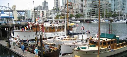 24th Annual Vancouver Wooden Boat Festival - August 25th - 28th, 2012