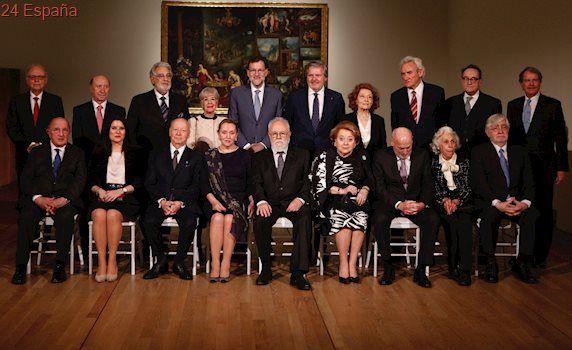 Concha Velasco y Placido Domingo galardonados con las Cruces de la Orden de Alfonso X