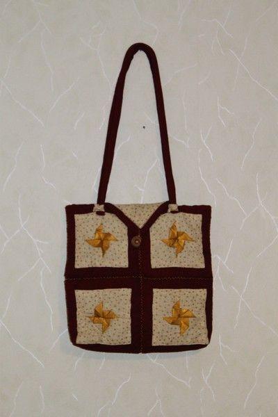Csillagos táska..