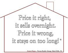 Should be: Price! Price! Price! Then: Location! Location! Location!