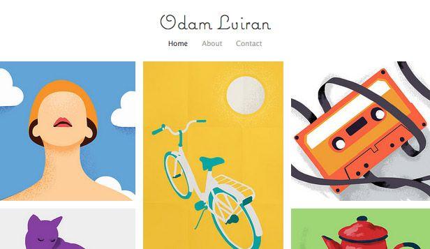how to build a professional illustrator portfolio