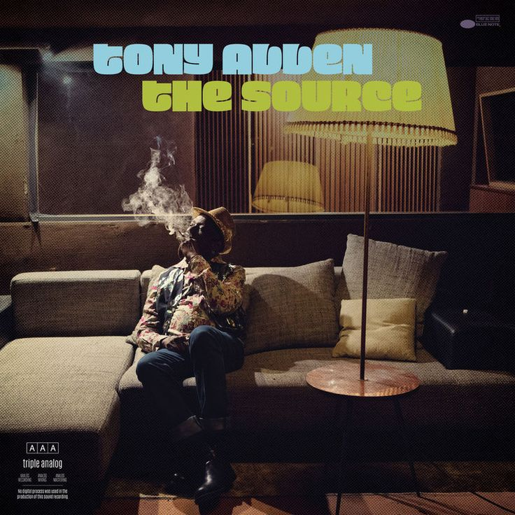 Cool Cats by Tony Allen - The Source