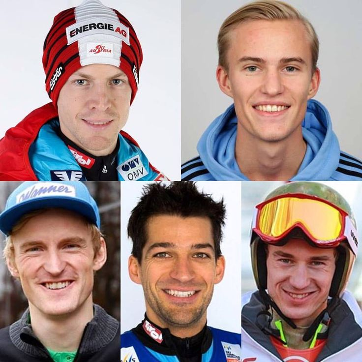 The 4-hills tournament has finally started. Good luck Michael Hayböck, Daniel André Tande, Severin Freund, Andreas Kofler, Kamil Stock and to all the other ski jumpers