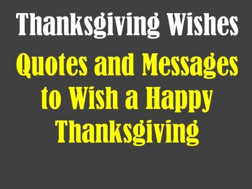 What a nice holiday Thanksgiving is. Wishing everyone a great turkey day!
