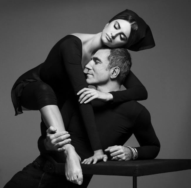 Penelope Cruz & Daniel Day-Lewis - NYTimes Great Performers of 2009 by Inez & Vinoodh