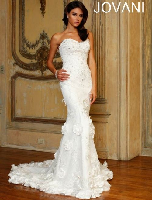 Beautiful Wedding Dresses For You Ladies