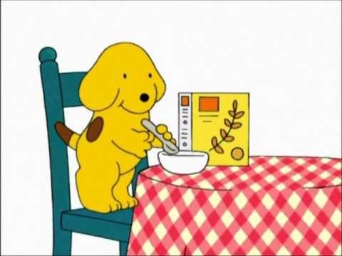 Dribbels ontbijt