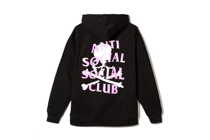 Kolekcja Anti Social Social Club x mastermind JAPAN