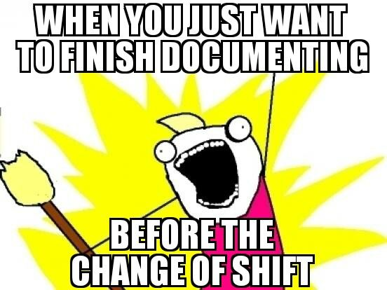 Documenting #nurse #nursing #rn #meme #funny #memes #nursingschool