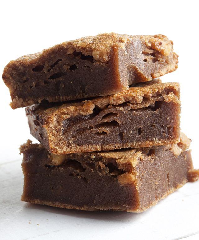 Brownie au praliné