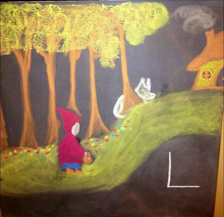 http://www.urbandewberry.com/ little red riding hood