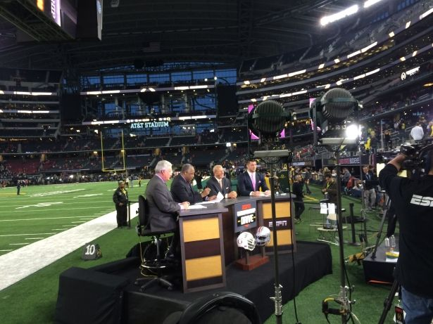 Image result for espn behind the scenes