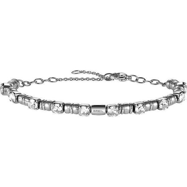 Bracciale Donna Breil Rolling Diamonds Acciaio TJ 1600
