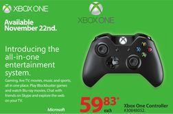Xbox One Controller from Walmart $59.83