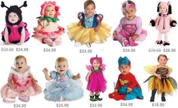 Где купить карнавальные костюмы для малыша пяти месяцев