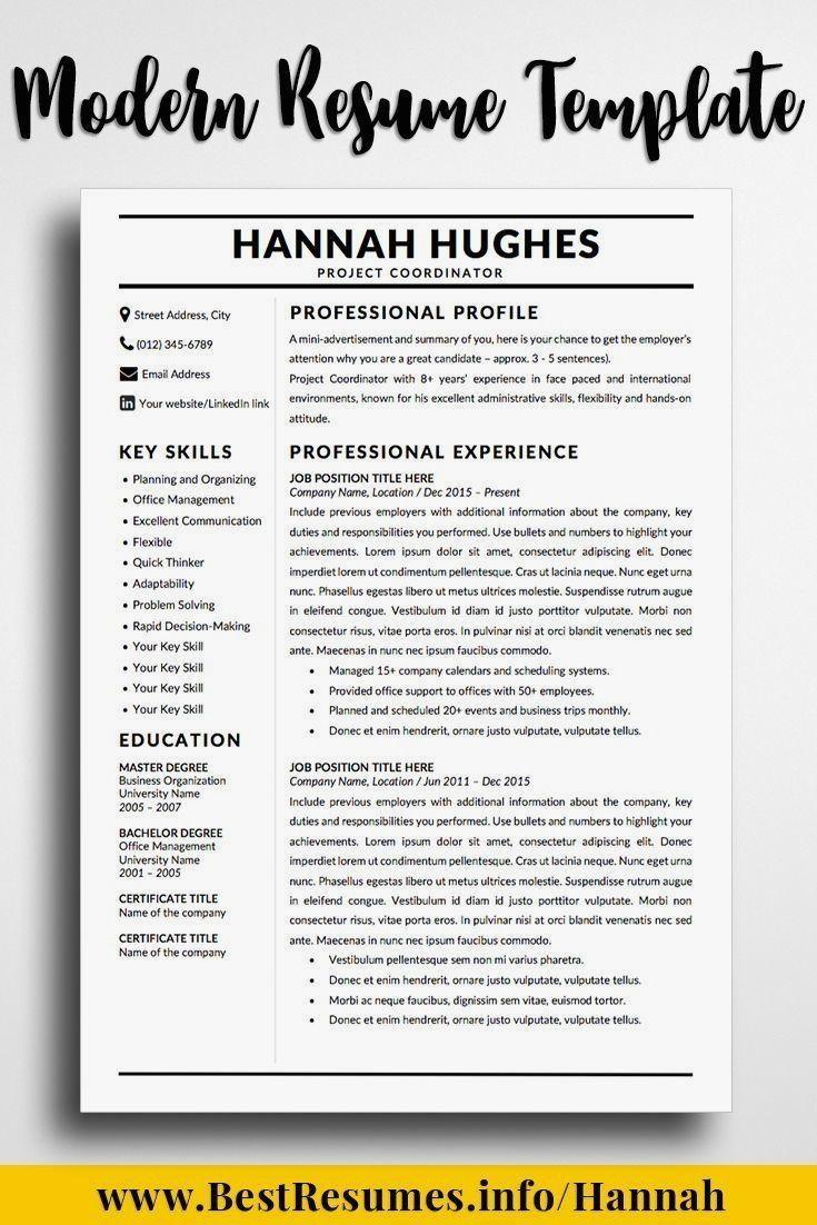 Basic Resume Templates To Make Your Resume Professional All Of These Visual Cv Templates Come With Modele De Cv Enseignant Competences Cv Redaction De Cv