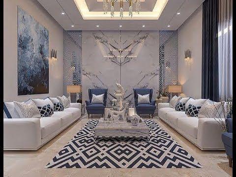 سيجورات وصالونات عصرية و غرف الجلوس بألوان هادئة تأخد العقل 2020 Youtube House Design House Home