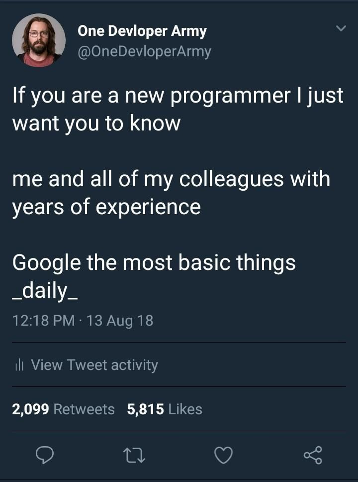 Positive Memes If You Are A New Programmer Computer Humor