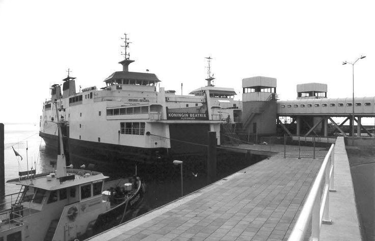 Veerboot  Vlissingen / Breskens.