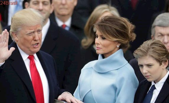 Donald Trump é oficialmente o novo presidente dos EUA