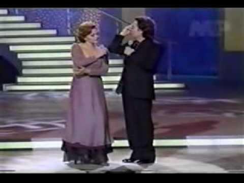 Rocío Dúrcal y Raphael - Que sabe nadie - España - YouTube
