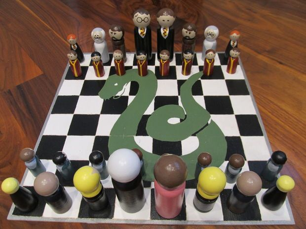 Best 25 harry potter chess set ideas on pinterest chess Where can i buy a chess game