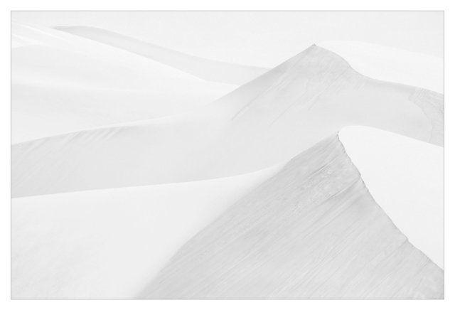 Drew Doggett - Dunes: Landscapes Evolving | LESS IS ART | lessisart.altervista.org