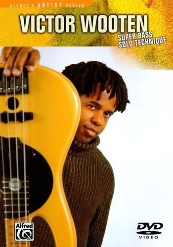 Victor Wooten: Super Bass Solo Technique [DVD] [1992]