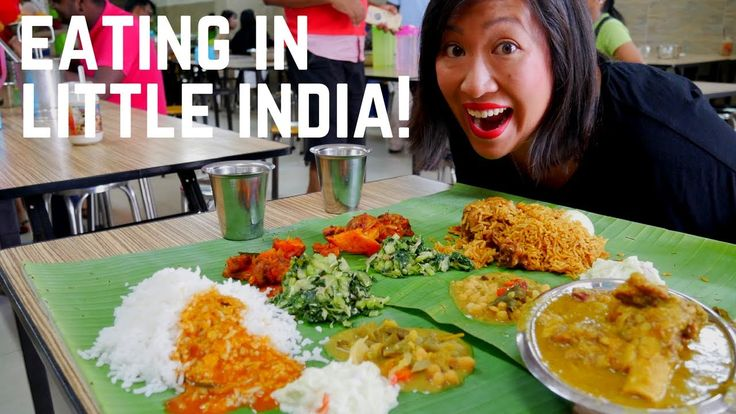 VIDEO! Where to eat in Little India/ Brickfields, Kuala Lumpur including banana leaf rice, pisang goreng and Chinese | Food and Trav...