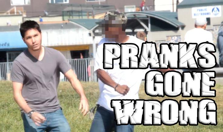 Top 10 Pranks Gone Horribly Wrong [2016]