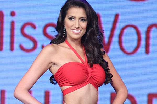 Miss World Philippines 2014: Candidate No. 7 Rachel Louise Peters - Yahoo Celebrity Philippines @YahooPh #MWP2014