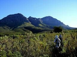 The Helderberg Mountain is part of the Hottentots-Holland mountain range in the Western Cape, South Africa. The Helderberg Nature Reserve is situated on the slopes of the beautiful Helderberg Mountain overlooking the town of Somerset West and False Bay. There are numerous hiking trails on the Helderberg mountain - Welcome to Extreme Frontiers