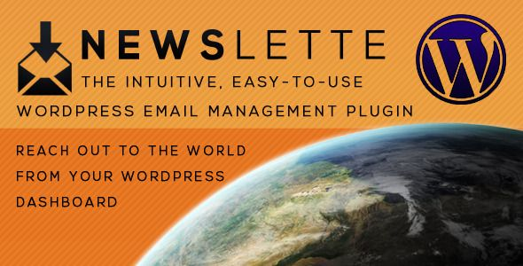 Newslette - Intuitive WordPress Email Management (Newsletters)