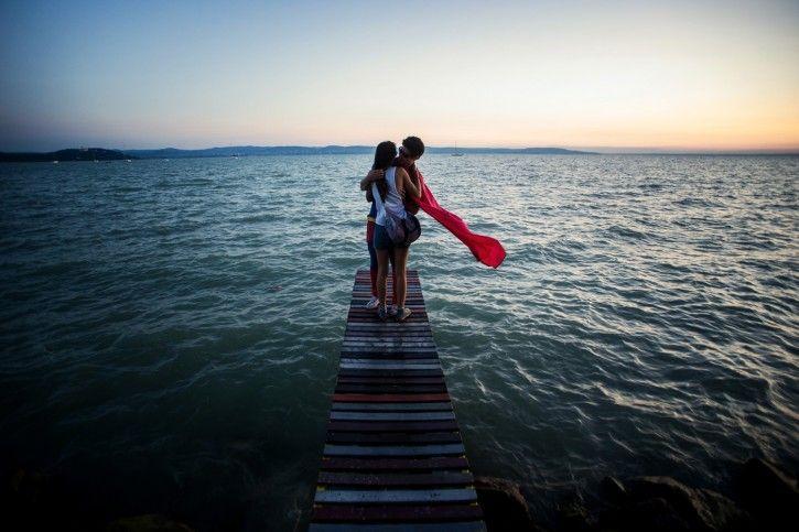 B my Lake #festival at the #lake #Balaton
