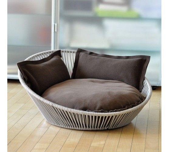 Lit Siro Twist en osier http://www.designimals.be