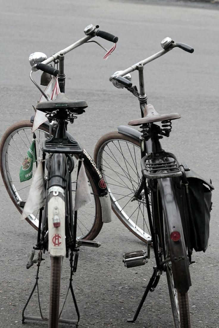 BOS Sepeda Onthel - sebuah komunitas sepeda Onthel di daerah Bintaro dan sekitarnya. post by http://www.jpgbintaro.com