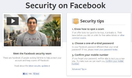 [Tut] Security on Facebook