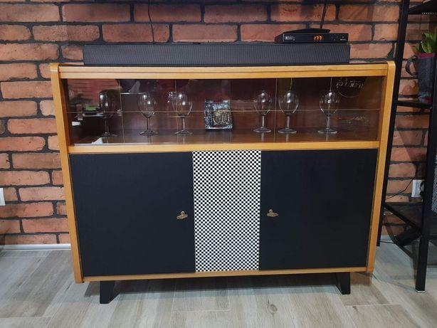 Odnowienie Szafki Retro Liquor Cabinet Home Decor Decor