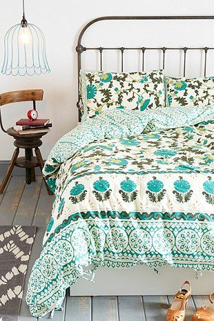 Palace Double Duvet Cover - Urban Outfitters