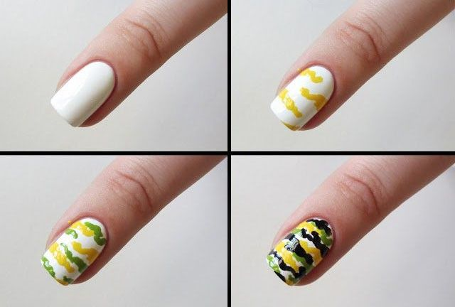 Trendy Design For Your Nails - Fashion Is My Petition